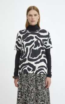 Rodebjer Topp Paintswirl T