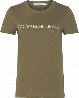 CALVIN KLEIN T-shirt, Institutional logo slim fit