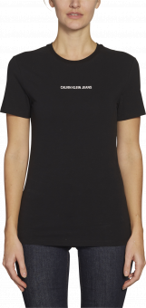 CALVIN KLEIN T-shirt, Inst logo stretch slim
