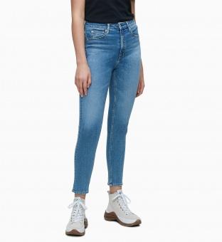 CALVIN KLEIN Byxor -Jeans, High rise