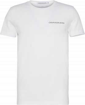 CALVIN KLEIN T-shirt CHEST INSTITUTIONAL