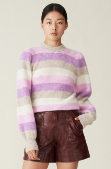 GANNI Tröja, Soft wool knit