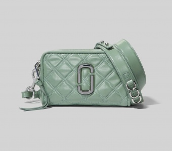 Marc Jacobs Väska The Quilted Softshot 21
