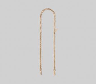 MARC JACOBS Axelrem, Chain shoulder strap