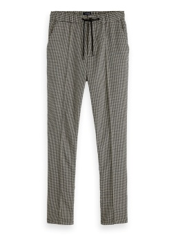 SCOTCH & SODA Byxor, Dogtooth with pintuck