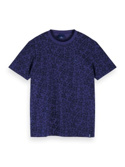 SCOTCH & SODA T-shirt, classic crewneck