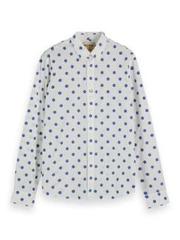SCOTCH & SODA Skjorta, Jacquard pattern
