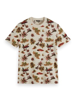 SCOTCH & SODA T-shirt, allover print