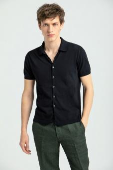Oscar Jacobson Skjorta Celvin Poloshirt