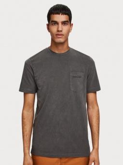 SCOTCH & SODA T-shirt, Crewneck tee 0005