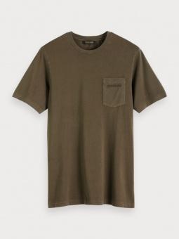 SCOTCH & SODA T-shirt, Crewneck tee