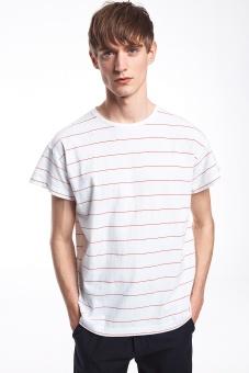 WHYRED T-shirt, Nicolas stripe