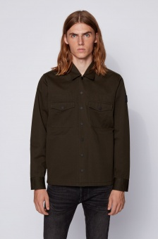 Hugo Boss Overshirt Lovel 4