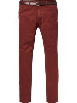SCOTCH & SODA Stuart - Classic garment-dyed chino