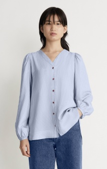 Rodebjer Blus Oriona Stripe