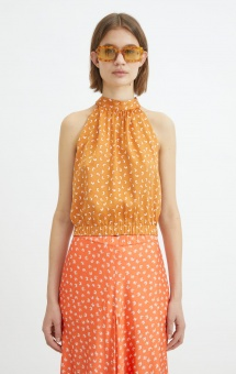 Rodebjer Blus Loulou Paisley