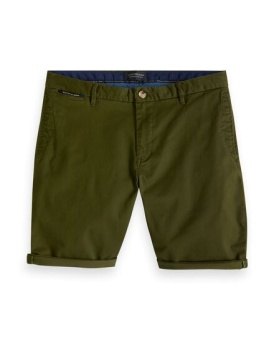 SCOTCH & SODA Shorts Classic cotton/elastane chino short