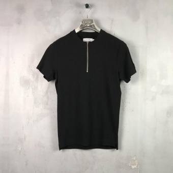LJUNG T-shirt Ribbed Zip Tee