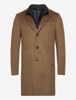 Sand Copenhagen Coat Sultan Tech