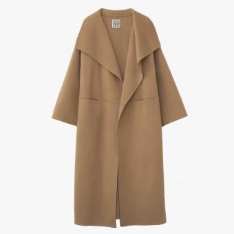 Totême Coat Annecy