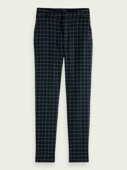 Scotch & Soda Byxor Lowry Tailored Check