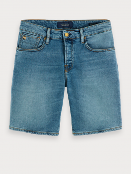Scotch & Soda Shorts, Midday Blauw