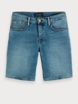 Scotch & Soda Shorts, Midday Blauw