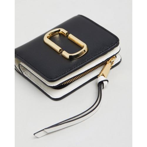 i lager försäljning många fashionabla MARC JACOBS Plånbok, Compact wallet - Debut