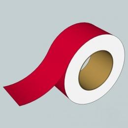 Golvmarkeringstejp, Röd, B= 60 mm L= 25 met