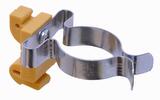 Klämhållare i stål 22 - 35 mm