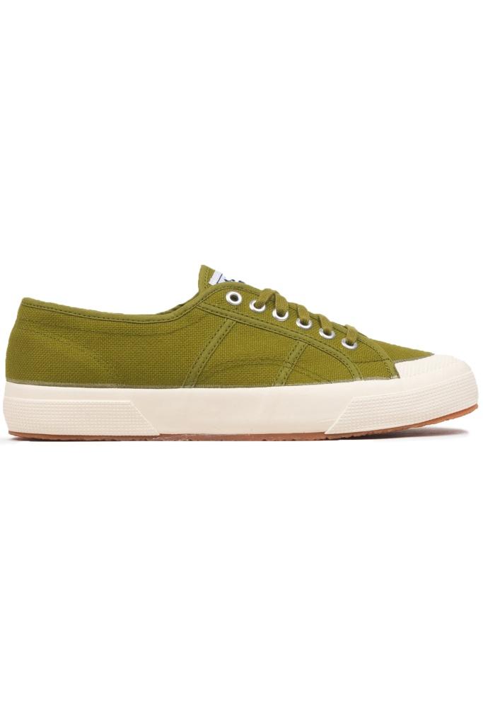 Superga 2390 COTU Green Military