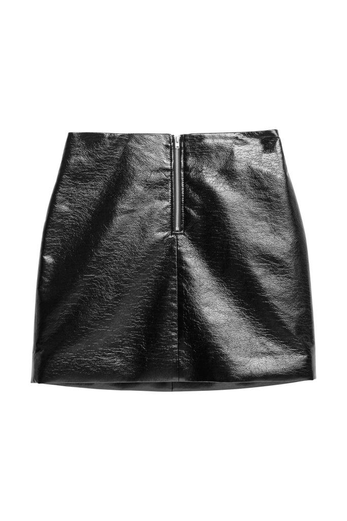 Bianka lacquer Black