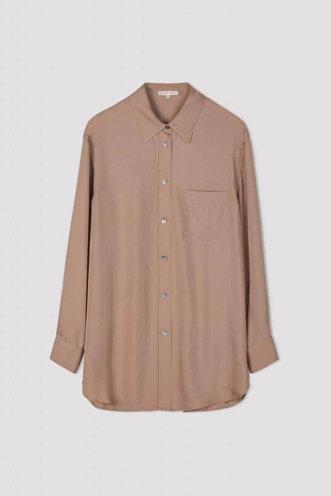 Beach Twill Shirt Beaver