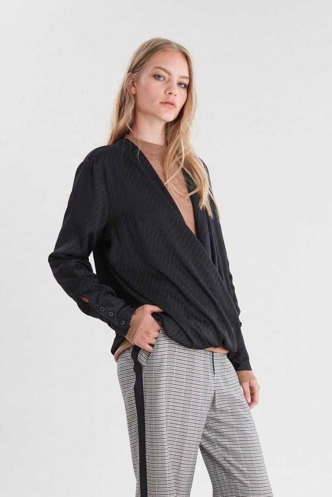 Gunilla blouse Black