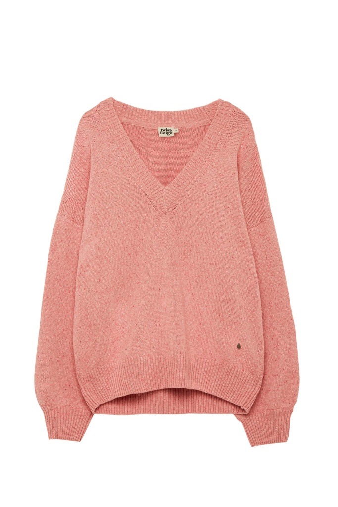 Sally sweater bubblegum
