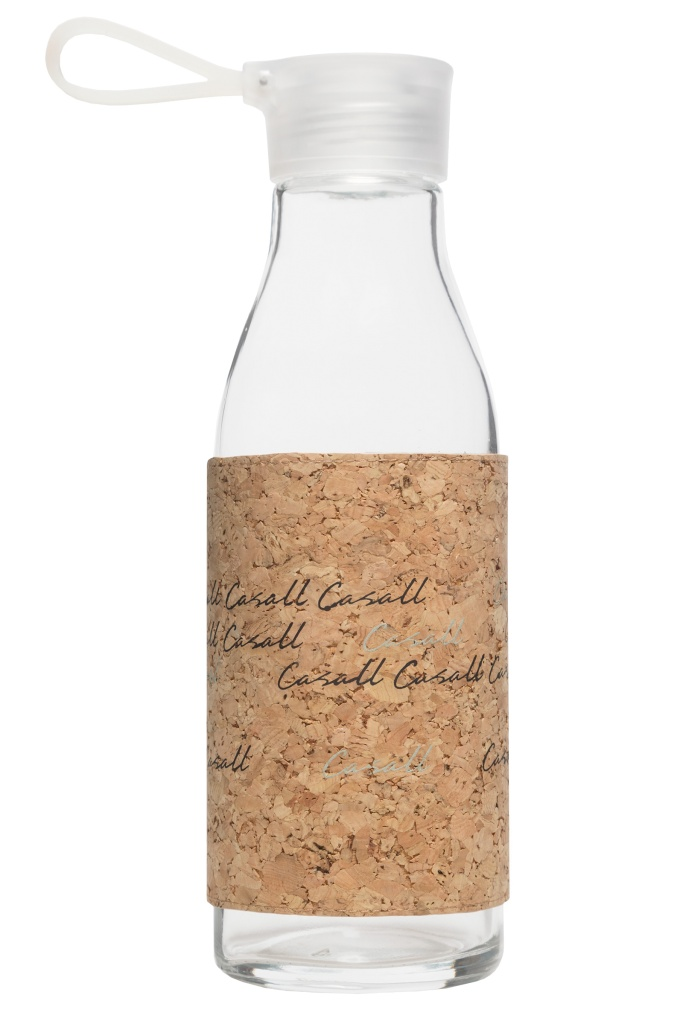 Eco Glass Bottle Natural cork