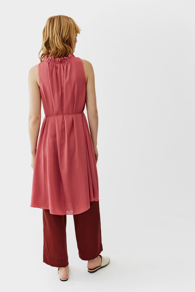 Marielle Dress rose