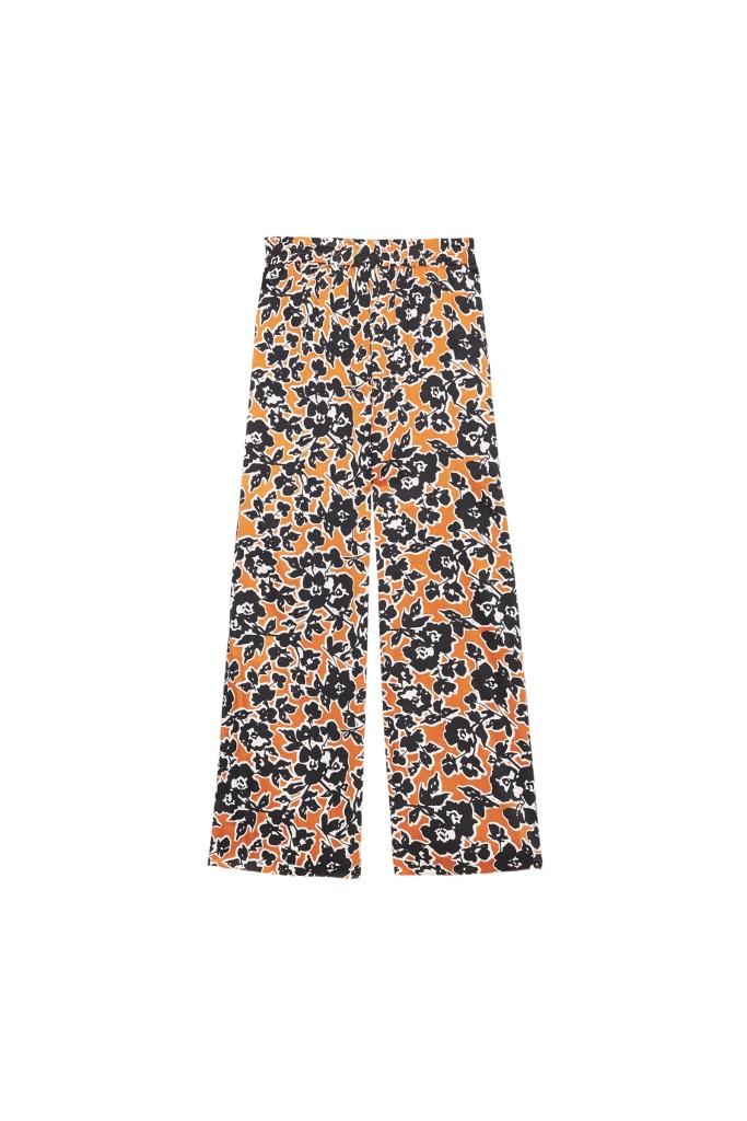 Mika Trousers Golden Flower