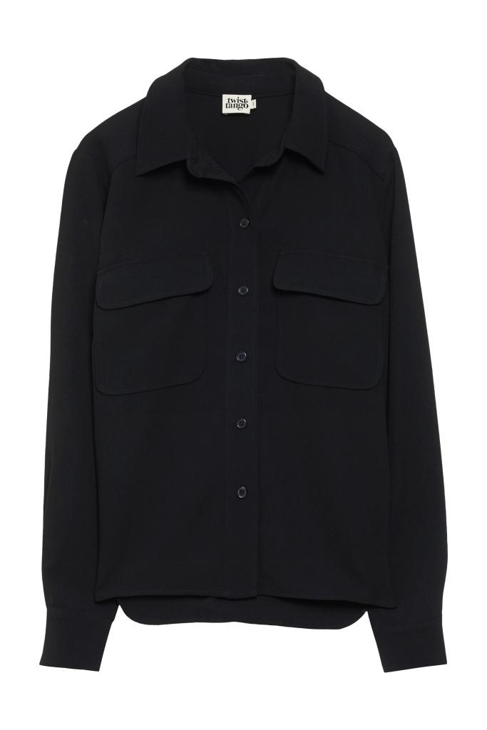 Desiree Shirt Black