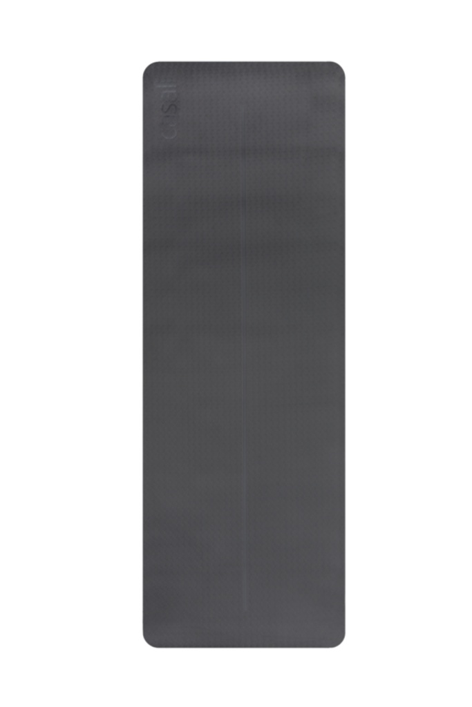 Yoga mat 4mm 902black/grey