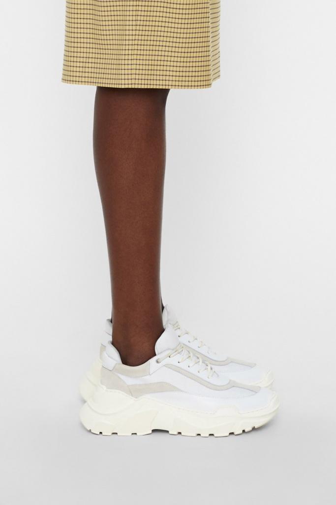 Bonnie Sneaker Mixton White