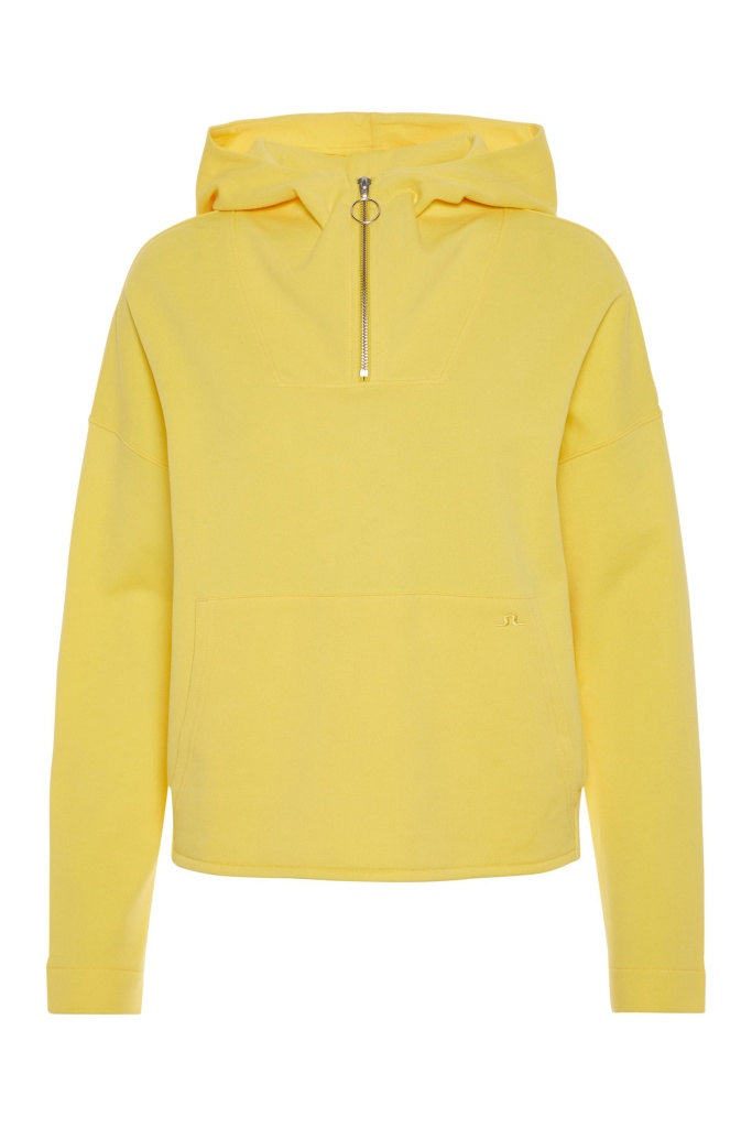 Althea Ring Loop Sweat Butter Yellow