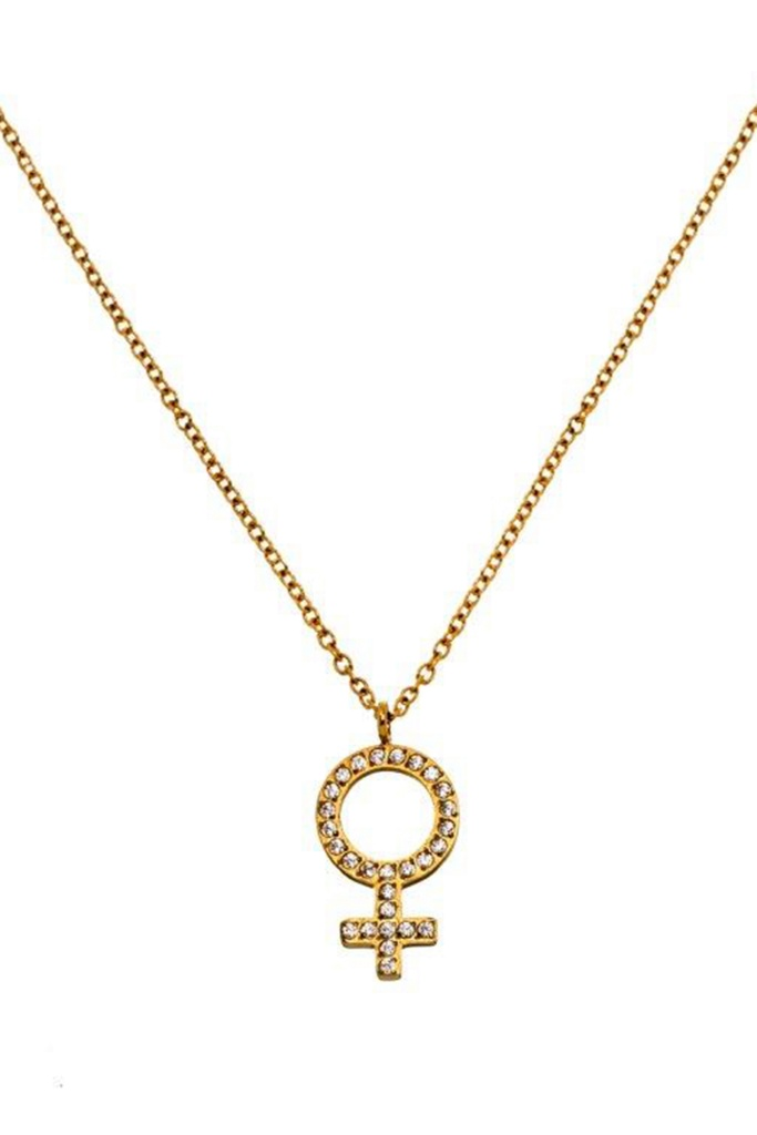 Me necklace gold gold