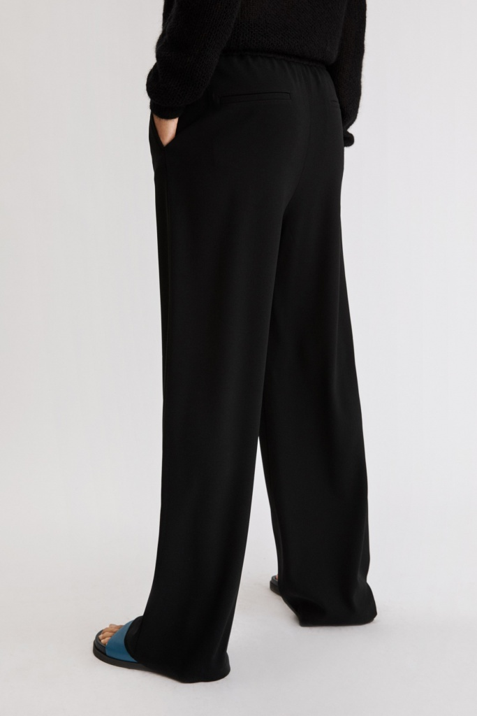 Elsie Trouser Black