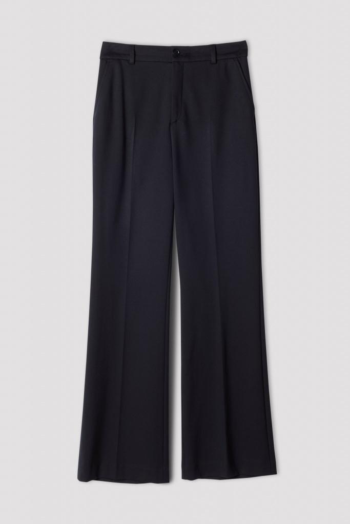 Ivy Jersey Trouser Black