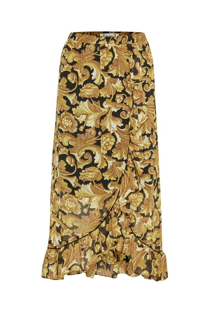 Aliva skirt vintage flower