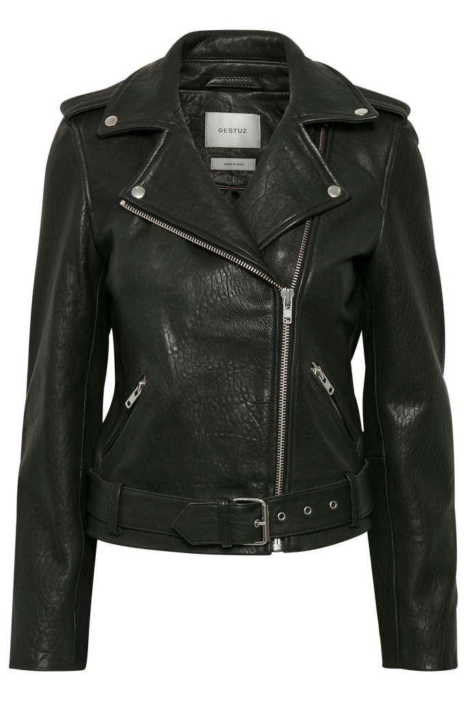 Zilla GZ jacket Black