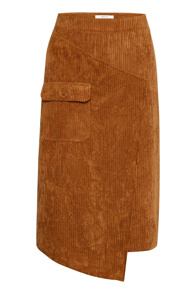 Roy skirt Caramel caf'
