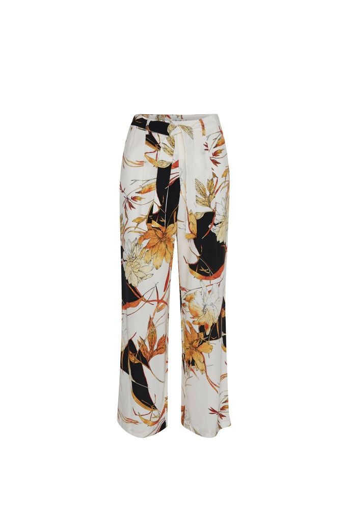 AbelineGZ pants white/orange flow