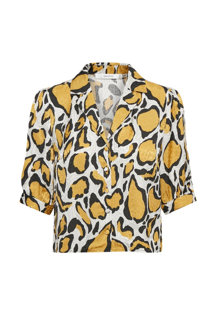 IrinaGZ shirt Yellow animal